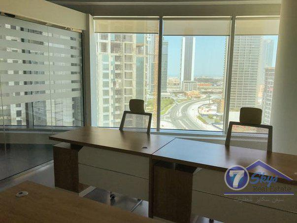 Office Space for Rent in The Prime Tower at Business Bay - Dubai