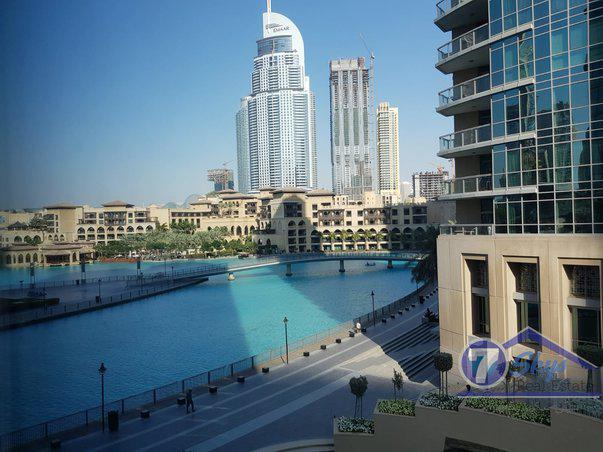 Apartment for Rent in The Address Residence Fountain Views at Downtown Dubai - Dubai