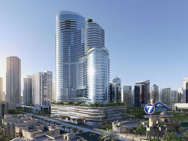 Apartment for Sale in Imperial Avenue at Downtown Dubai - Dubai