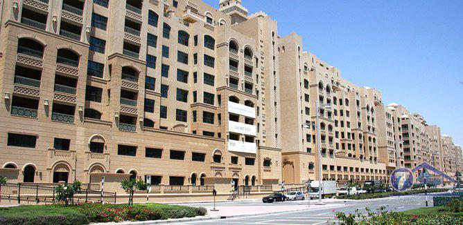 Apartment for Rent in Golden Mile at Palm Jumeirah - Dubai