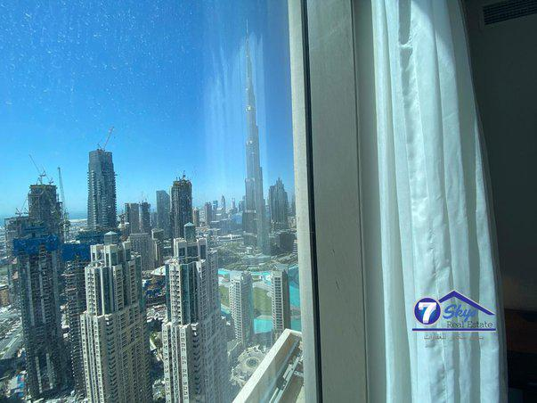 Apartment for Rent in Vida Residence Downtown at Downtown Dubai - Dubai