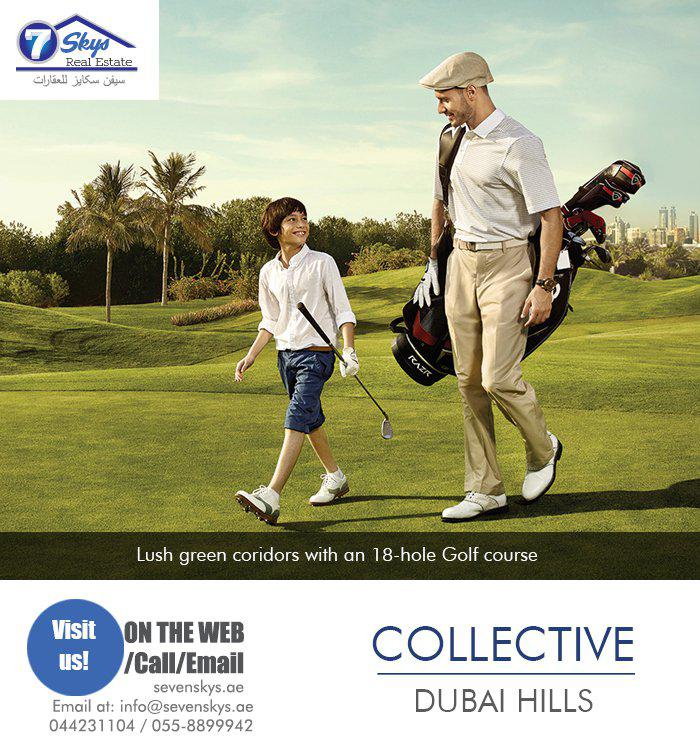 LAUNCH of COLLECTIVE at Dubai Hills Estate